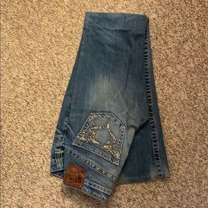 Big Star Jeans Sweet-Ultra low rise 28x31.5